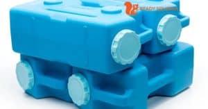 Aqua Brick Water Container