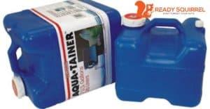 Reliance Aqua-tainer Water Jug