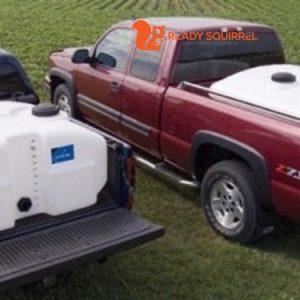Pickup Bed Water Tank