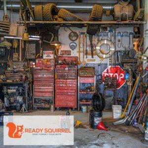 Mechanics Shop