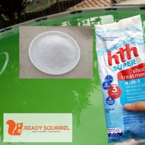 Granular Hypochlorite