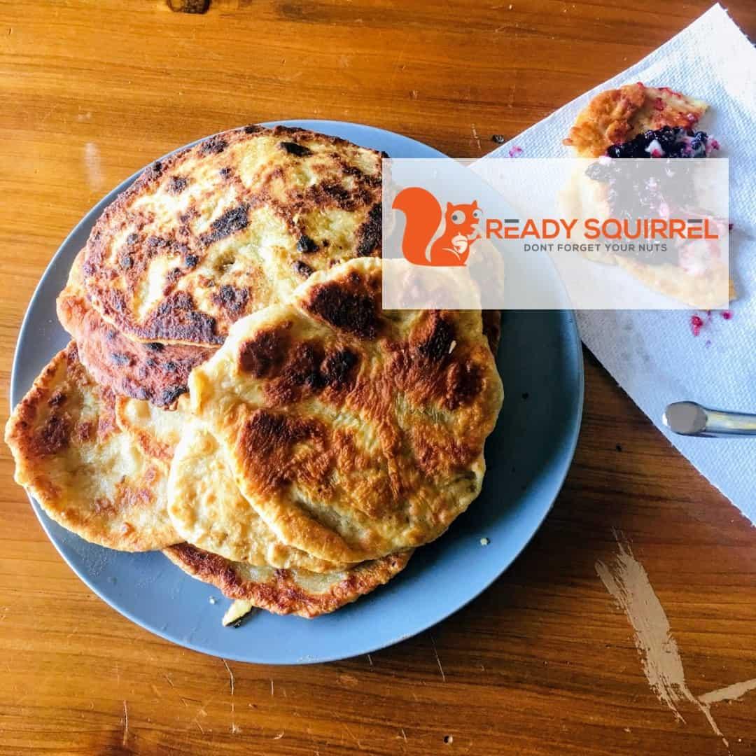 Survival Bread With No Yeast (Top 5 Survival Flatbreads)