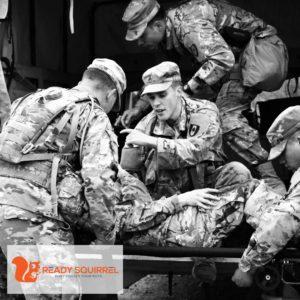 U.S. Army Soldier training