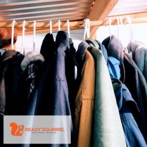 Hanging Coats and Jackets