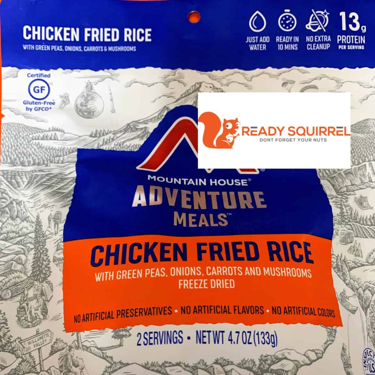 Can You Live Off Of Freeze-Dried Survival Food