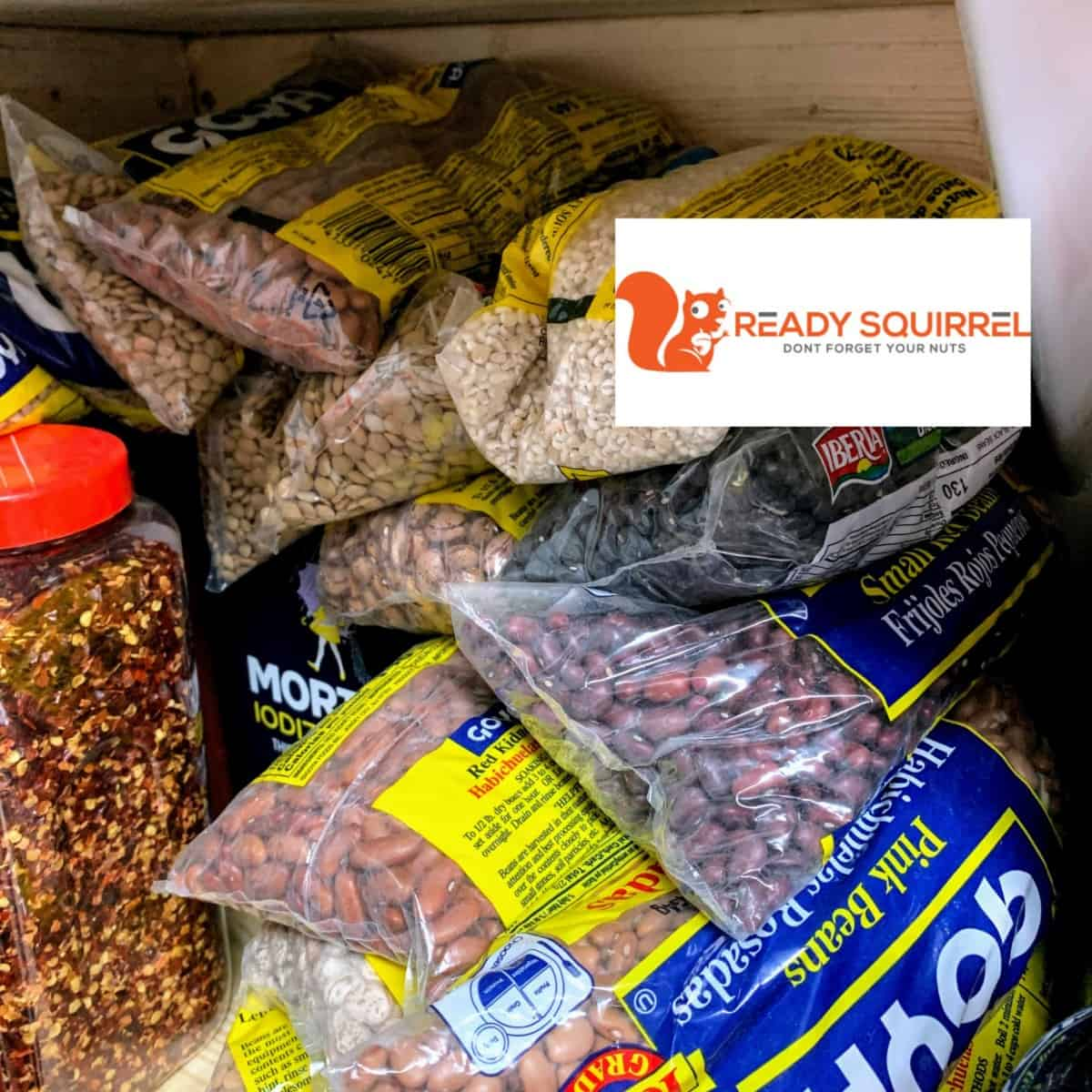 Dried vs. Canned Beans For Prepping: Why I Store Mostly Dried Beans