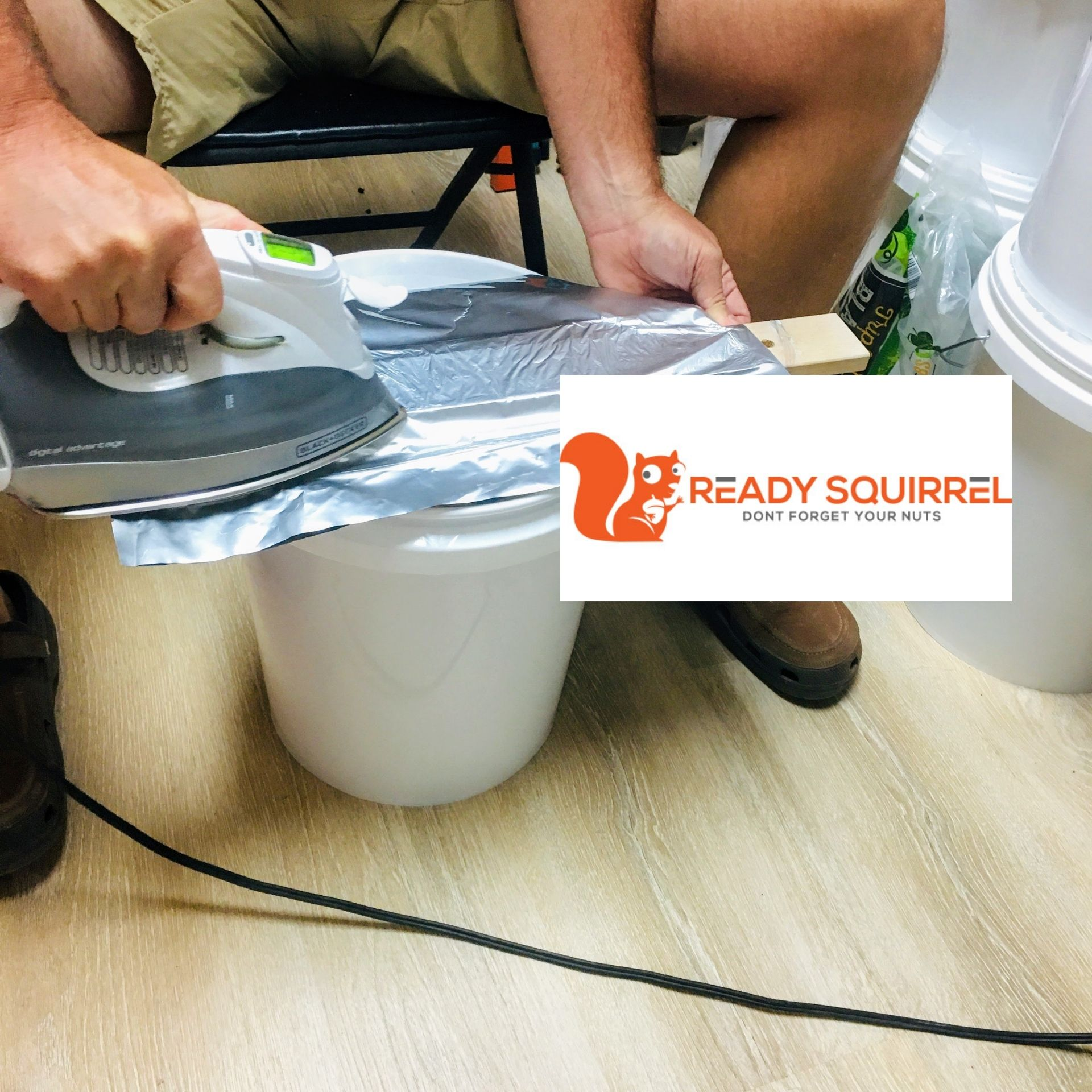 Mylar Bags: The Best DIY Food Storage Container For SHTF