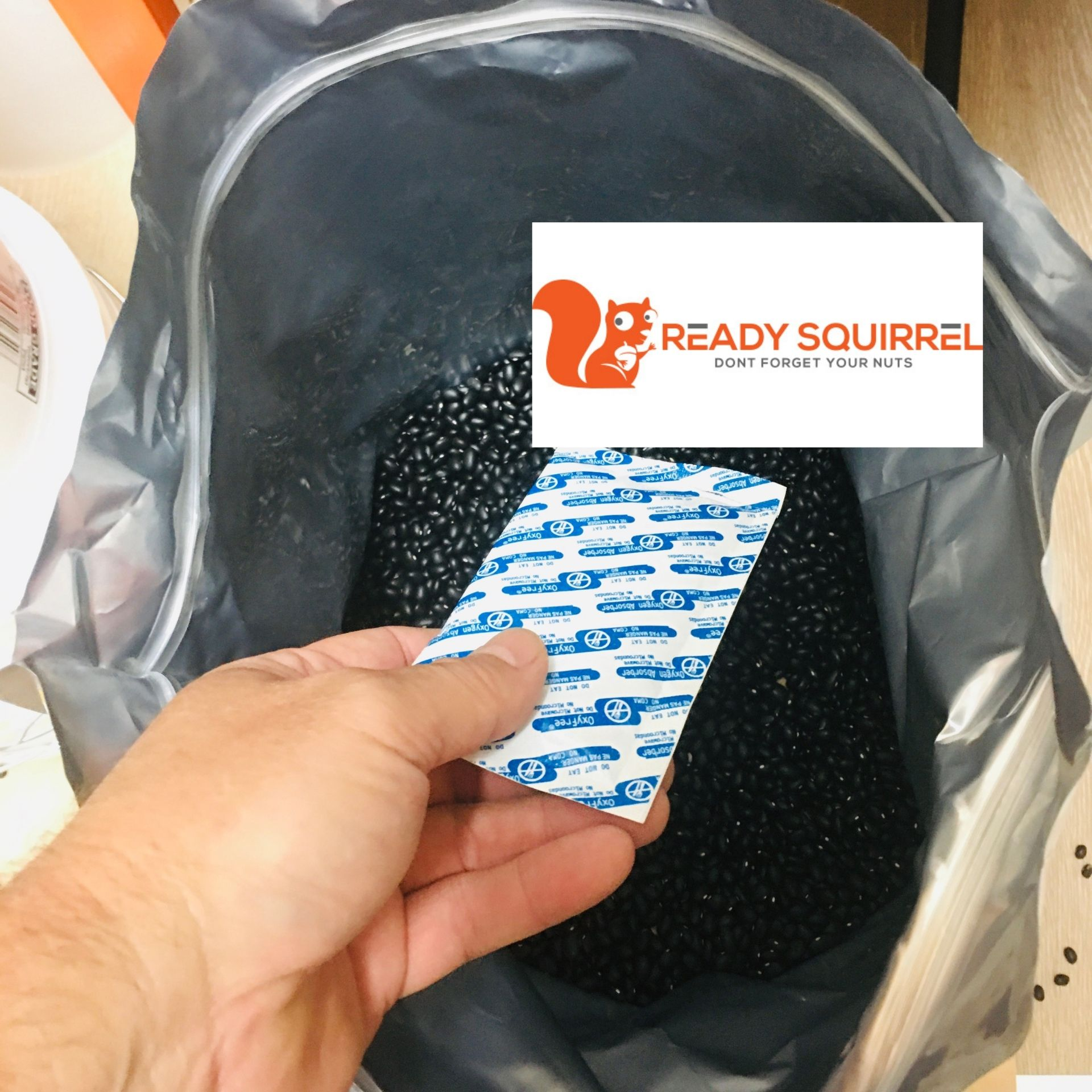 What Is An Oxygen Absorber: Long Term Food Storage